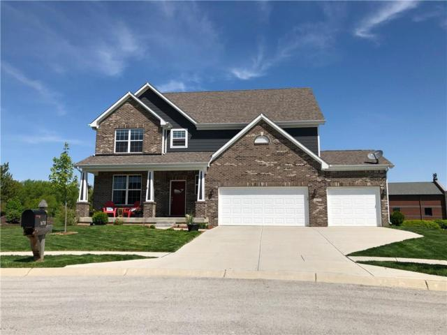 16701 NW Birdbrook Road, Noblesville, IN 46062 (MLS #21638395) :: Richwine Elite Group