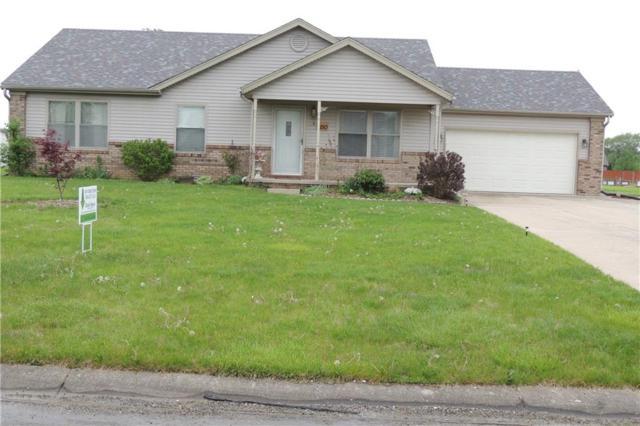 8150 Jesse Court, Mooresville, IN 46158 (MLS #21638400) :: Richwine Elite Group
