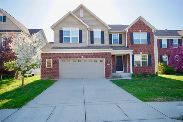 13884 Wendessa Drive, Fishers, IN 46038 (MLS #21638427) :: AR/haus Group Realty