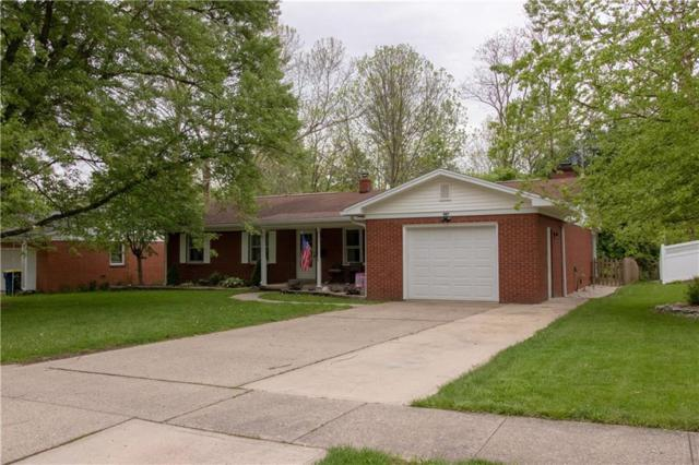 327 Dogwood, Greencastle, IN 46135 (MLS #21638439) :: AR/haus Group Realty
