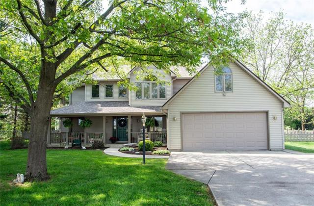 4201 W 600 S, Pendleton, IN 46064 (MLS #21638444) :: Mike Price Realty Team - RE/MAX Centerstone