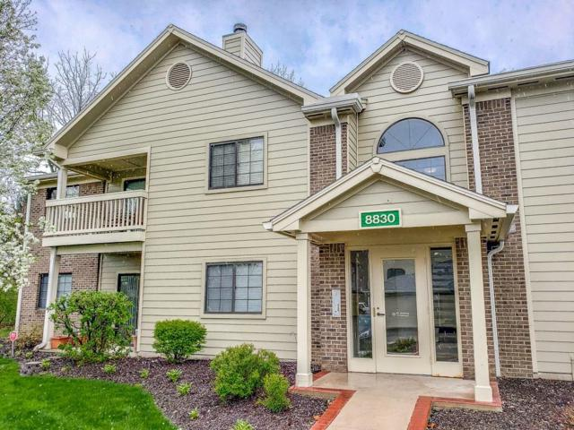 8830 Yardley Court #206, Indianapolis, IN 46268 (MLS #21638468) :: The Indy Property Source