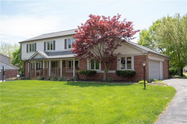 717 E Greyhound Pass, Carmel, IN 46032 (MLS #21638490) :: AR/haus Group Realty