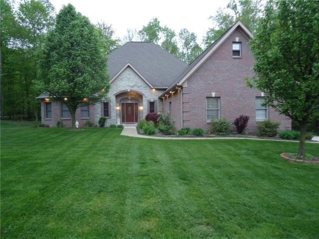 1505 Fox Cross Drive, Martinsville, IN 46151 (MLS #21638514) :: AR/haus Group Realty