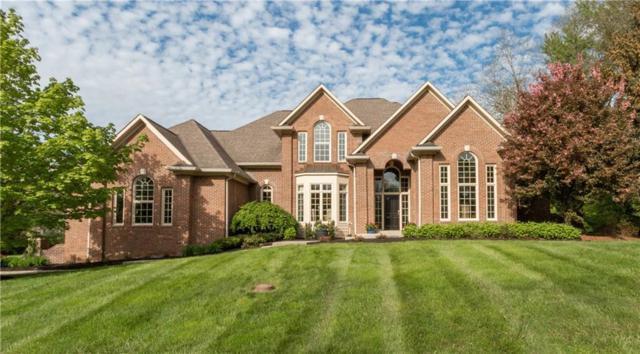 7486 Fox Hollow Court, Zionsville, IN 46077 (MLS #21638532) :: AR/haus Group Realty