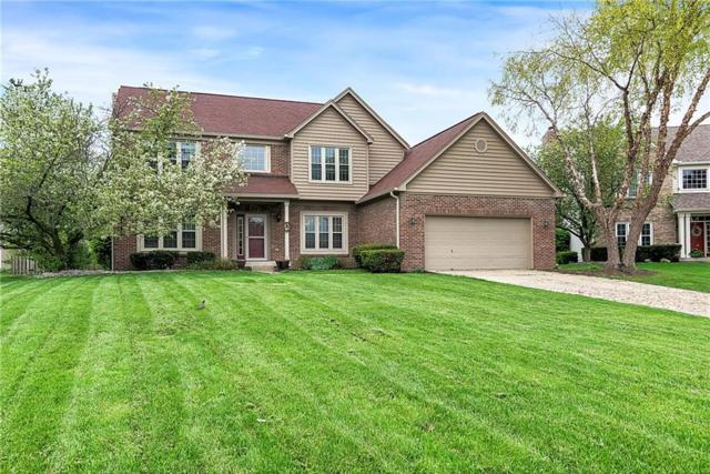 10224 Valley Ridge Circle, Fishers, IN 46037 (MLS #21638545) :: AR/haus Group Realty