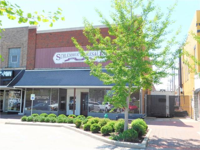 113 N Broadway Street, Greensburg, IN 47240 (MLS #21638598) :: The Indy Property Source