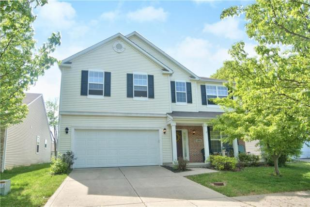 13024 W Elster Way, Fishers, IN 46037 (MLS #21638602) :: AR/haus Group Realty