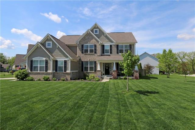 5362 Ellsworth Drive, Plainfield, IN 46168 (MLS #21638696) :: The Indy Property Source