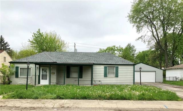 2142 N Spencer Avenue, Indianapolis, IN 46218 (MLS #21638774) :: Mike Price Realty Team - RE/MAX Centerstone