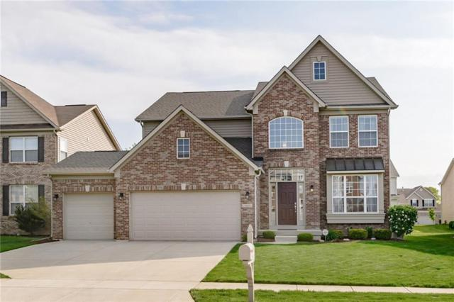 7813 Parkdale Drive, Zionsville, IN 46077 (MLS #21638801) :: AR/haus Group Realty