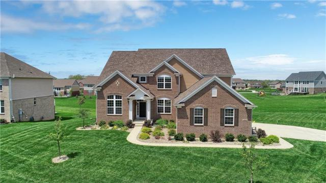 13828 Wilmuth Drive, Carmel, IN 46074 (MLS #21638811) :: Mike Price Realty Team - RE/MAX Centerstone