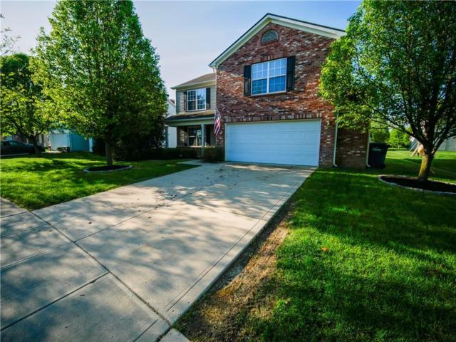 11847 Igneous Drive, Fishers, IN 46038 (MLS #21638816) :: The Indy Property Source