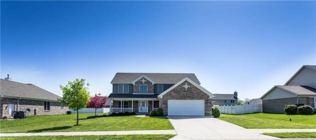 908 N Fox Berry Drive, Yorktown, IN 47396 (MLS #21638916) :: The ORR Home Selling Team