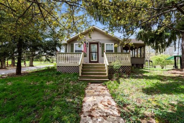 2301 S Andrews Road, Yorktown, IN 47396 (MLS #21638922) :: The ORR Home Selling Team