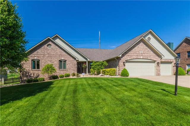 7002 Hunters Ridge Drive, Plainfield, IN 46168 (MLS #21638948) :: The Indy Property Source