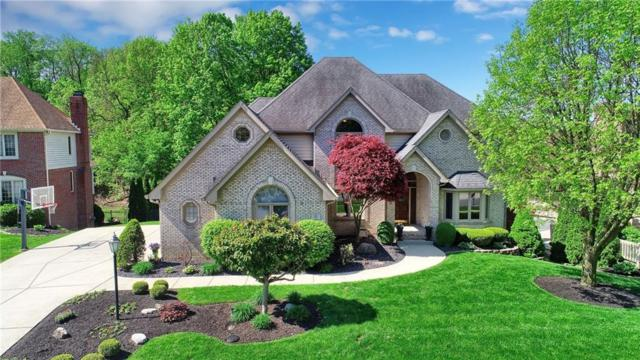 5831 Beisinger Place, Indianapolis, IN 46237 (MLS #21638959) :: The Indy Property Source