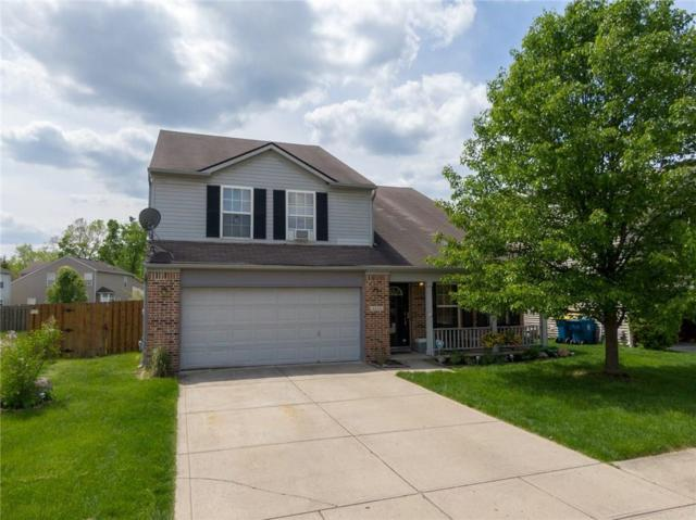 4424 Bellchime Drive, Indianapolis, IN 46235 (MLS #21638966) :: AR/haus Group Realty