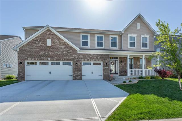 4343 Goose Rock Drive, Indianapolis, IN 46239 (MLS #21638995) :: AR/haus Group Realty