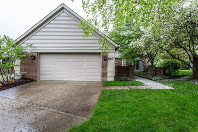 8552 Olde Mill Run, Indianapolis, IN 46260 (MLS #21639001) :: The Indy Property Source