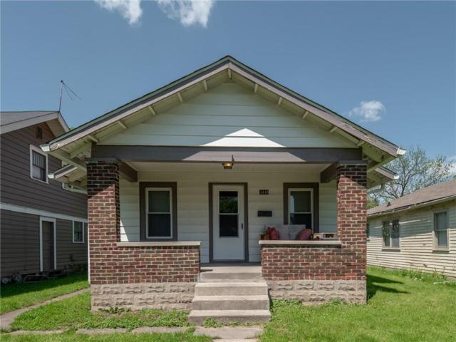 4448 Kingsley Drive, Indianapolis, IN 46205 (MLS #21639003) :: AR/haus Group Realty
