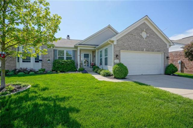 13038 Pinner Avenue, Fishers, IN 46037 (MLS #21639006) :: AR/haus Group Realty