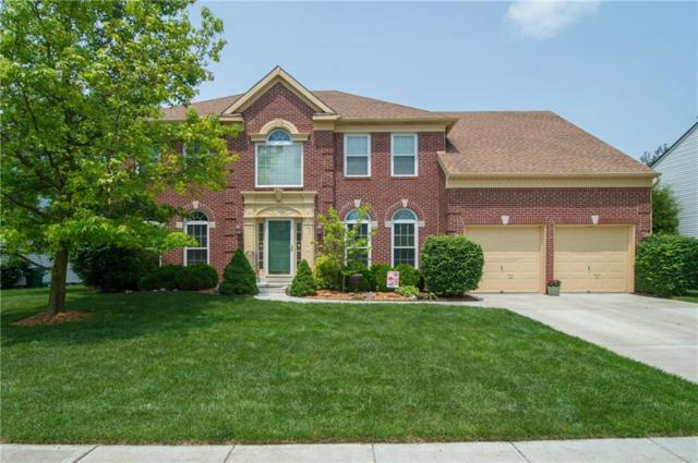 10123 Parkshore Drive, Fishers, IN 46038 (MLS #21639046) :: AR/haus Group Realty