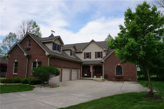 1857 Golf Course Lane, Martinsville, IN 46151 (MLS #21639083) :: AR/haus Group Realty