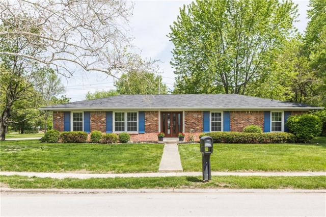 1120 Woodmere Drive, Indianapolis, IN 46260 (MLS #21639114) :: Richwine Elite Group