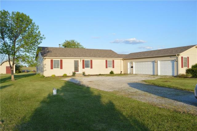 6136 N 100 Road W, Crawfordsville, IN 47933 (MLS #21639168) :: The Indy Property Source