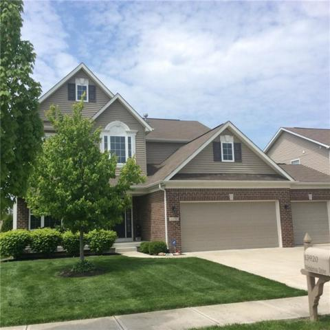 13920 Wendessa Drive, Fishers, IN 46038 (MLS #21639180) :: AR/haus Group Realty