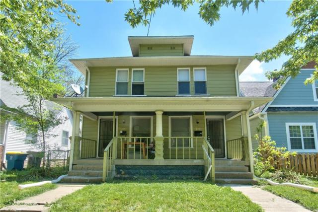 417 N Linwood Avenue 417-419, Indianapolis, IN 46201 (MLS #21639206) :: AR/haus Group Realty
