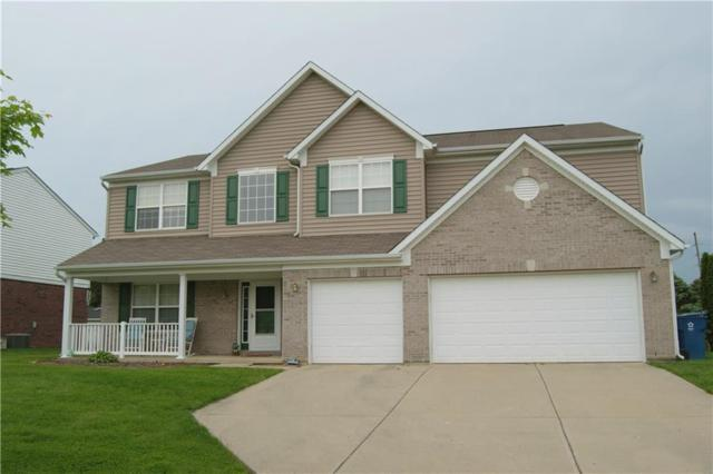 19141 Searay Drive, Noblesville, IN 46060 (MLS #21639226) :: The Indy Property Source
