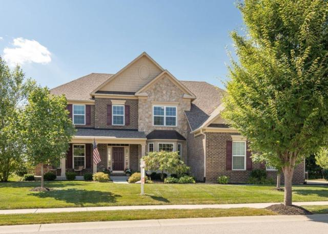 13962 Twin Lakes Circle W, Carmel, IN 46074 (MLS #21639239) :: AR/haus Group Realty