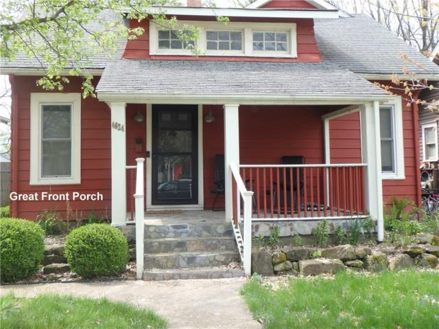4624 Winthrop Avenue, Indianapolis, IN 46205 (MLS #21639261) :: The Indy Property Source