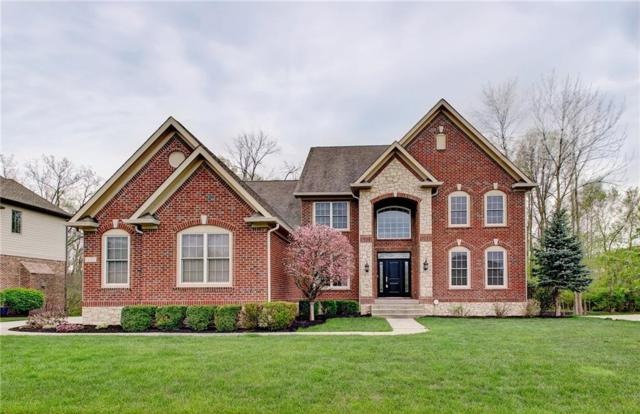 14905 Silent Bluff Court, Fishers, IN 46037 (MLS #21639322) :: AR/haus Group Realty