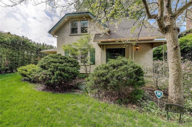 251 Berkley Road, Indianapolis, IN 46208 (MLS #21639336) :: Mike Price Realty Team - RE/MAX Centerstone