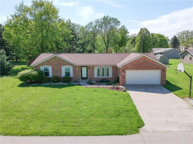 131 New Jersey Street, Shirley, IN 47384 (MLS #21639354) :: AR/haus Group Realty