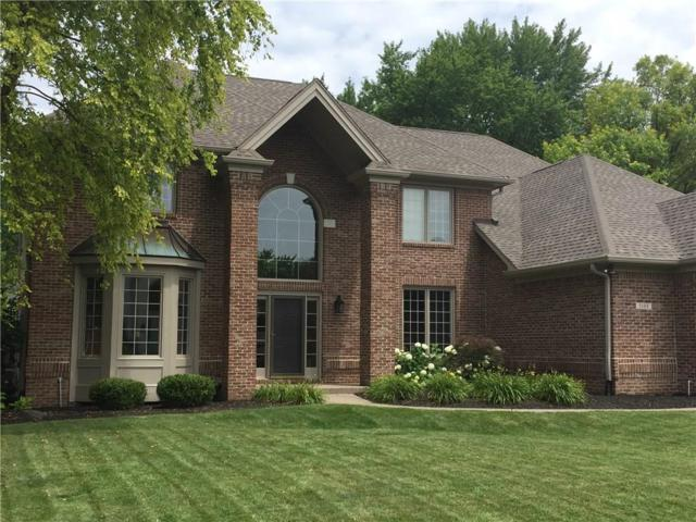 5188 Sue Drive, Carmel, IN 46033 (MLS #21639372) :: The Indy Property Source
