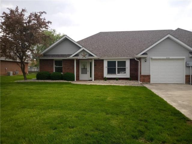 2330 Keystone Court #3, Anderson, IN 46011 (MLS #21639379) :: The Indy Property Source
