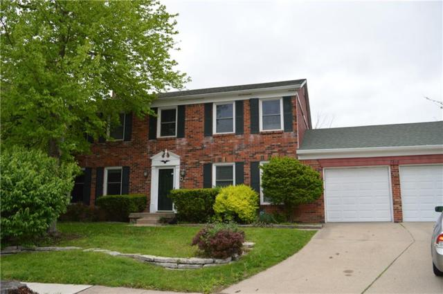 7818 Cameron Place, Fishers, IN 46038 (MLS #21639390) :: AR/haus Group Realty