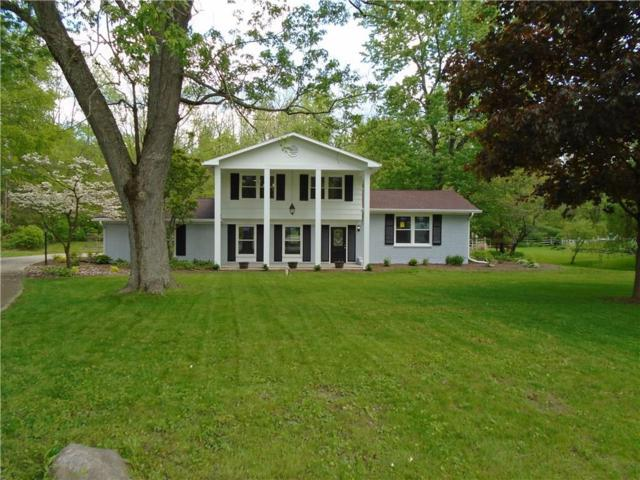 12327 Daugherty Drive, Zionsville, IN 46077 (MLS #21639394) :: Mike Price Realty Team - RE/MAX Centerstone