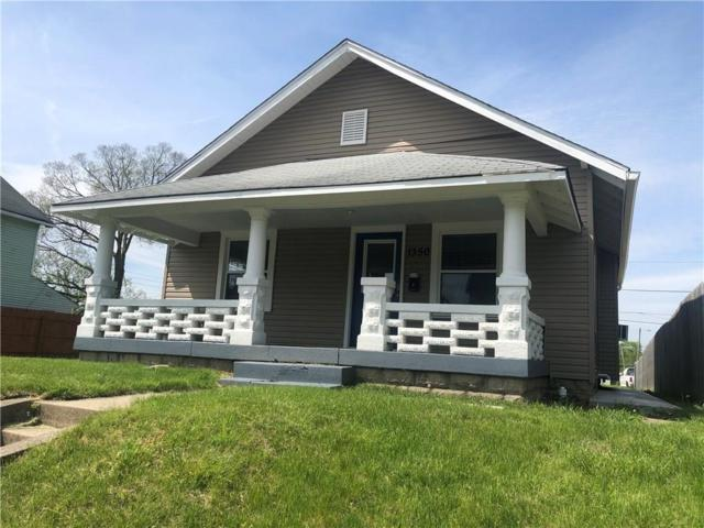 1350 W 28th Street, Indianapolis, IN 46208 (MLS #21639471) :: AR/haus Group Realty
