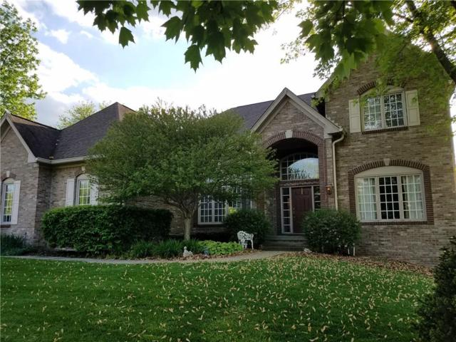 10242 Muirfield Trace, Fishers, IN 46038 (MLS #21639481) :: AR/haus Group Realty