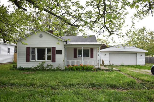 945 S 6th Street, Clinton, IN 47842 (MLS #21639502) :: The Evelo Team