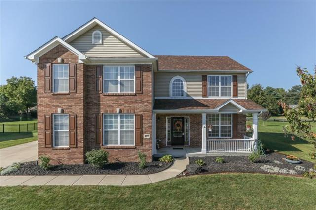 250 Blue Lace Drive, Whiteland, IN 46184 (MLS #21639517) :: The Indy Property Source