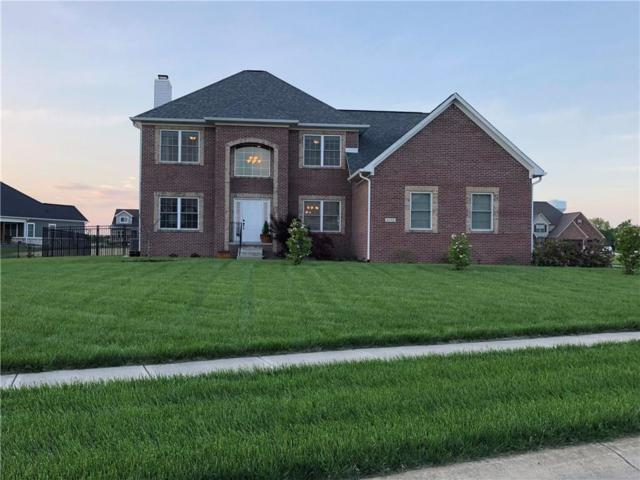 6124 W Kaitlin Road, New Palestine, IN 46163 (MLS #21639568) :: Mike Price Realty Team - RE/MAX Centerstone
