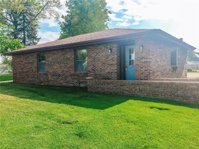 415 S Main Street, Tipton, IN 46072 (MLS #21639598) :: Mike Price Realty Team - RE/MAX Centerstone