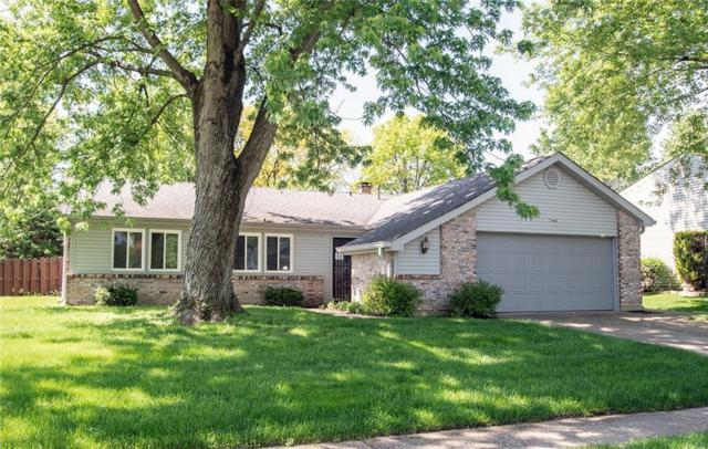 7666 Concord Lane, Fishers, IN 46038 (MLS #21639616) :: AR/haus Group Realty