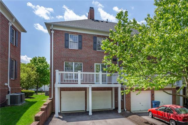 4216 Heyward Place, Indianapolis, IN 46250 (MLS #21639644) :: The Indy Property Source